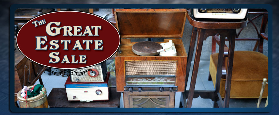 f92bad49f9 Toronto Ontario Estate Auctions & House Content Sales - The Great Estate  Sale - Upcoming Estate & Content
